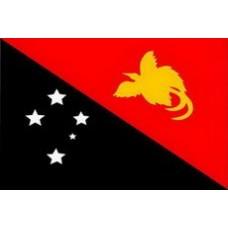 FLAG, PAPUA NEW GUINEA