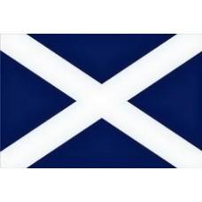 FLAG, SCOTLAND ST ANDREW'S CROSS