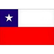 FLAG, CHILE