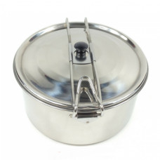 COOK SET, STAINLESS STEEL LUNCH BOX 14CM
