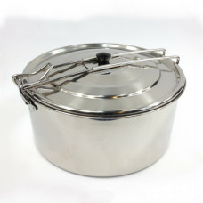 COOK SET, STAINLESS STEEL LUNCH BOX 16CM
