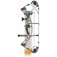 BOW, AIR BOURNE PACKAGE RH70LBS COMPOUND