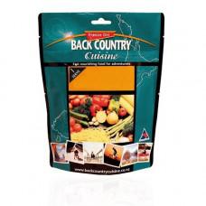 BACK COUNTRY CUISINE FREEZE DRI FOOD SINGLE SERVE