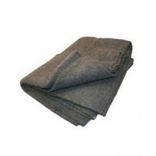 BLANKET, WOOL ARMY GREY
