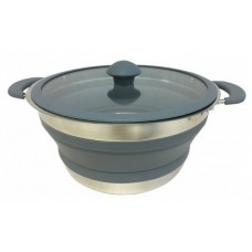 COOKWARE, COLLAPSIBLE SAUCEPAN 3LT