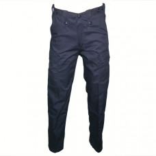 CARGO PANTS, NAVY BLUE SECURITY