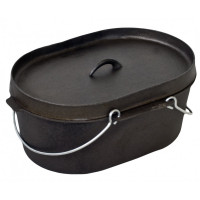 DUTCH OVEN 10 QT OVAL