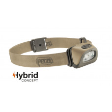 HEADLAMP, PETZL TACTIKKA PLUS 250 LUMENS