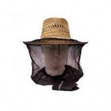 FLY HEAD NET FOR WIDE BRIM HATS