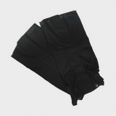 GAITERS, CORDURA BLACK LONG