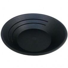 GOLD PAN, PLASTIC 26CM