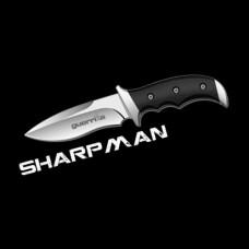 KNIFE, GUERRILLA SHARPMAN
