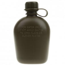 WATER BOTTLE, MILITARY CANTEEN 1LT