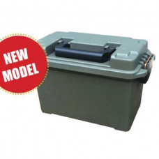 AMMO BOX, PLASTIC HARD CASE
