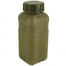 WATER BOTTLE, MILITARY FLASK 1LT