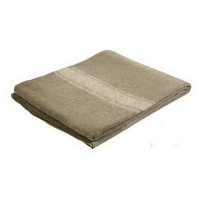 BLANKET, MILITARY STYLE 100% WOOL