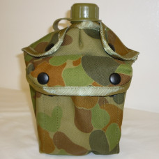WATER BOTTLE, HTS 1LT CANTEEN AND COVER