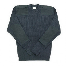 JUMPER, MILITARY BLACK