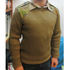 JUMPER, MILITARY AUSCAM