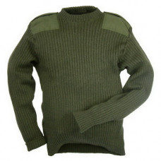 JUMPER, MILITARY GREEN