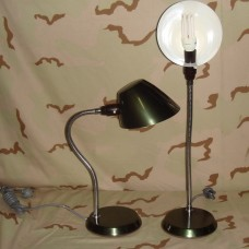 AUSTRALIAN ARMY GENUINE ISSUE DESK LAMP