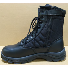 """BOOTS, MARSHAL PACE 9"""" SIDE-ZIP"""