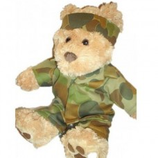AUSTRALIAN ARMY TEDDY BEAR