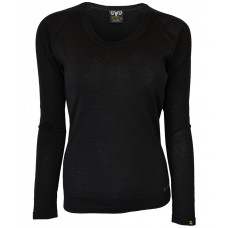 THERMALS, XTM LADIES MERINO 170 LONG SLEEVE TOP
