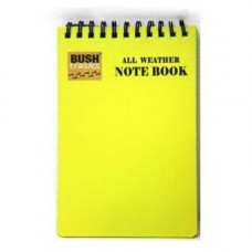 NOTE BOOK, ALL WEATHER