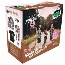 RIDGELINE KID'S PURSUIT PACK PINK CAMO