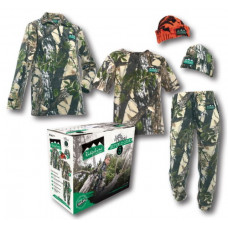 RIDGELINE LITTLE CRITTERS PACK BUFFALO CAMO