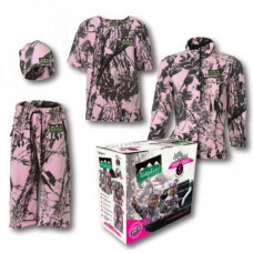 RIDGELINE LITTLE CRITTERS PACK PINK CAMO