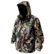WATERPROOF JACKET, RIDGELINE MALLARD BUFFALO CAMO