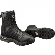 "BOOTS, ORIGINAL S.W.A.T. METRO AIR 9"" SIDE-ZIP"