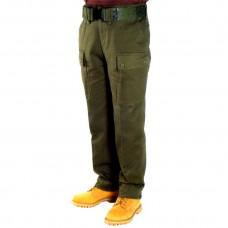 CARGO PANTS, GREEN
