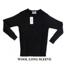 THERMALS, MERINO WOOL LONG SLEEVE