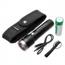 FLASHLIGHT, LED LENSER MT14