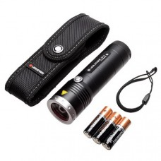 FLASHLIGHT, LED LENSER MT6