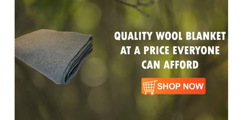 QUALITY WOOL BLANKET